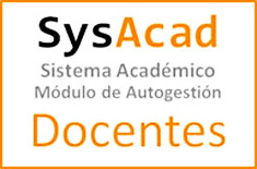 Sysacad docentes